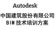 中建股份门头沟BIM技术培训方案_v2.1