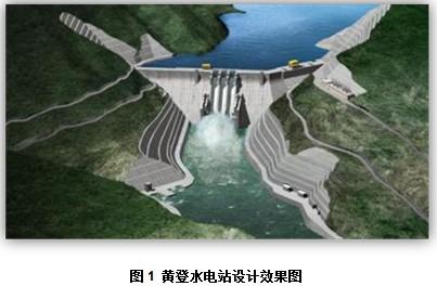 BIM在水电工程施工总布置设计中的应用-云南澜沧江黄登水电站