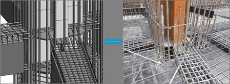 bim技术加快劲性钢结构中复杂节点深化效率