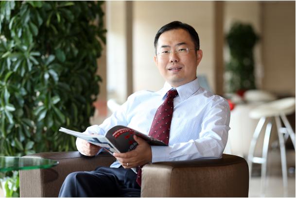 """刘刚:""""互联网+""""助力产业园创新发展"""