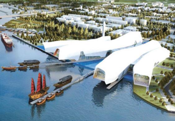 天津国家海洋博物馆入围全球BIM大奖入围名单