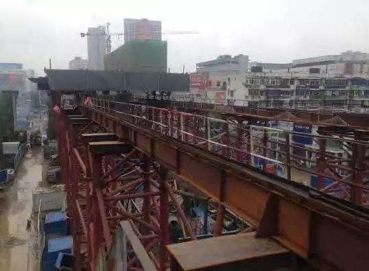 高架桥箱梁顶推施工BIM技术应用研究