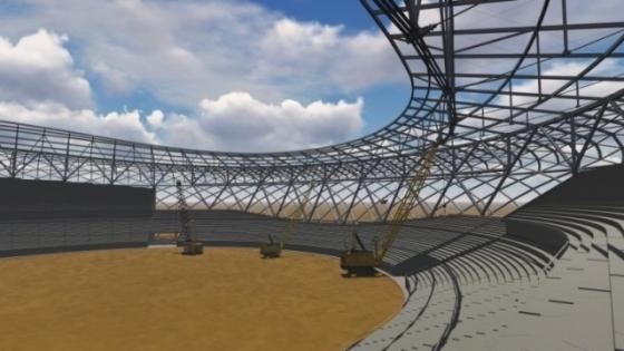 BIM技术在徐州奥体中心施工项目管理中的应用