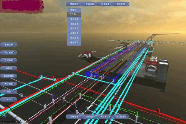 BIM和IPD管理模式在城市轨道交通工程中综合应用研究