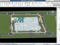 施工场地部署模型(含cad图纸)