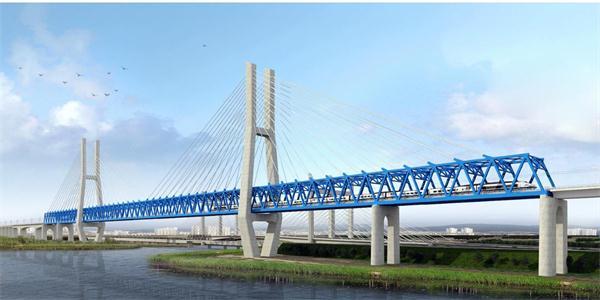 徐州盐城(徐盐)高速铁路盐城特大桥BIM应用案例