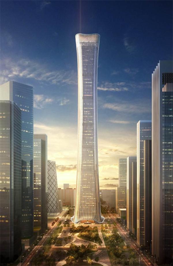 北京中国尊大厦项目BIM应用案例