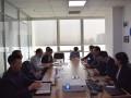 热烈欢迎BUROASIA PAY 总裁来我公司调研考察