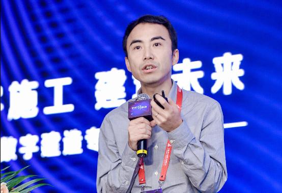 广联达科技股份有限公司副总裁王鹏翊