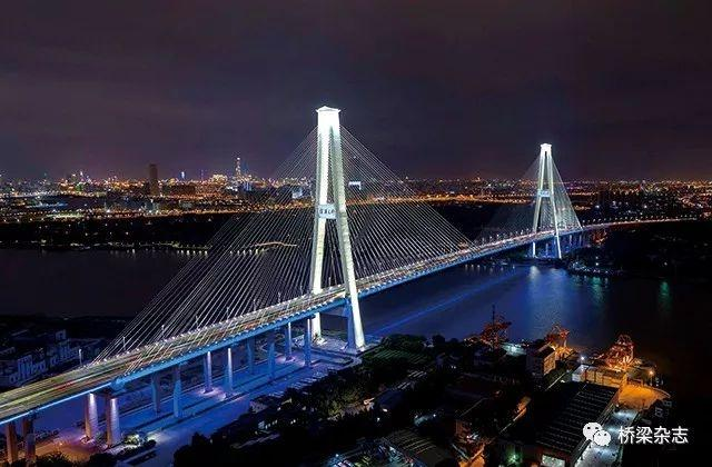 上海徐浦大桥基于BIM+GISballbetapp的桥梁智能运维管理分析与应用