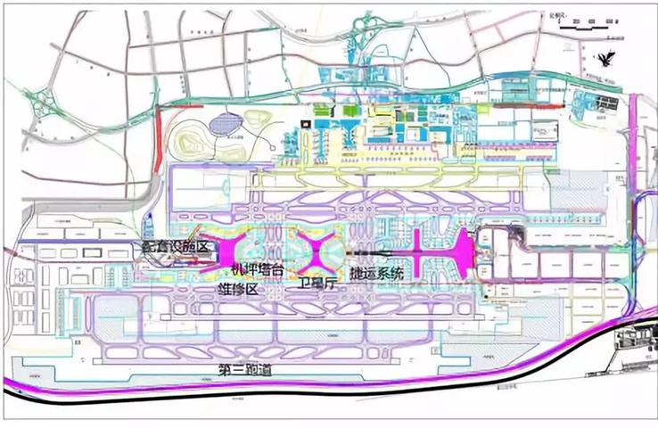 BIMballbetapp在深圳宝安国际机场新一期扩建工程中的应用