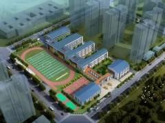2018学校BIM案例——青山湖科技城第二小学工程
