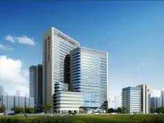 """超9万方医院综合楼是如何利用BIM技术成功""""减负""""的!"""