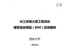 长江传媒大厦工程项目BIM投标文件技术标-悉地国际.pdf